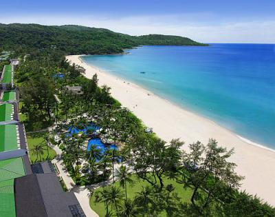 ,   Kata Thani Phuket Beach Resort 5* ►, Пхукет, Туры в Таиланд | Восток-Запад