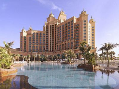 , Atlantis the Palm 5 * ►,  Дубаи-Джумейра, Туры в ОАЭ | Восток-Запад