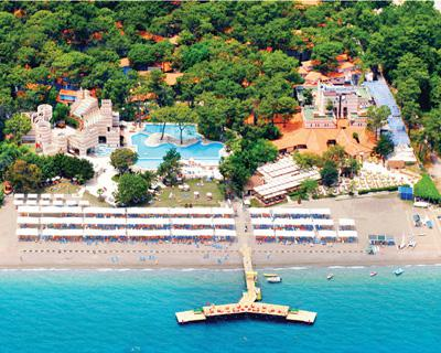 ,   Ulusoy Kemer Holiday Club HV-1 ►, Гёйнюк, Туры в Турцию | Восток-Запад