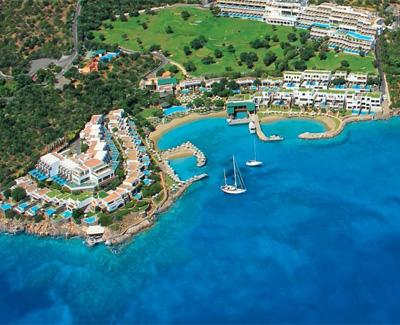 , Porto Elounda Golf & SPA Resort 5*►, Крит, Туры в Грецию | Восток-Запад