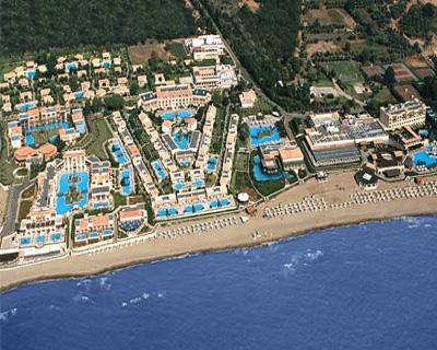 , Aldemar Olympian Village & Suites 5* ►, Скафидья, Туры в Грецию | Восток-Запад