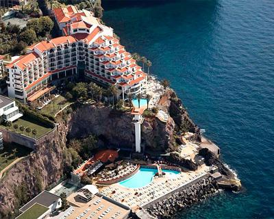 ,  The Cliff Bay 5* ►, Фуншал, Туры на Мадейру | Восток-Запад