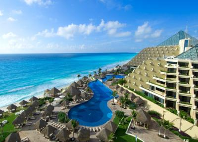 , Paradisus Cancun 5* ►, Канкун, Туры в Мексику | Восток-Запад