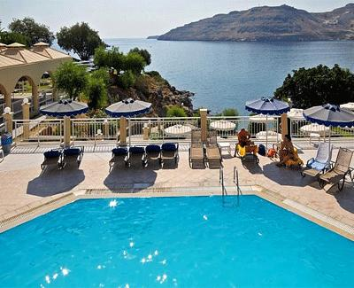 , Lindos Royal 4* ►, Линдос, Родос, Туры в Грецию | Восток-Запад