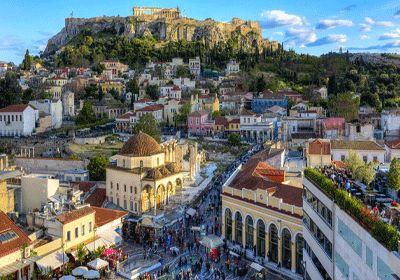 Туры в Афины