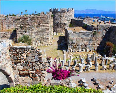 туры на остров кос греция