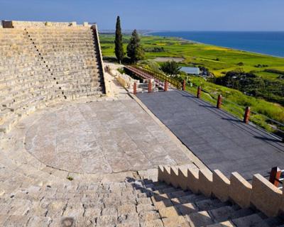Театр Курион