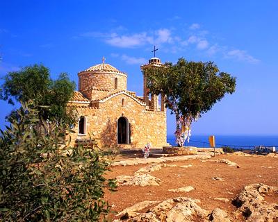 Церковь Свято Ильи, Протарас